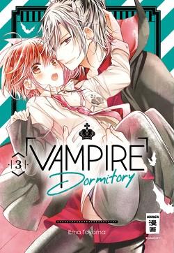 Vampire Dormitory 03 von Okada-Willmann,  Yayoi, Toyama,  Ema