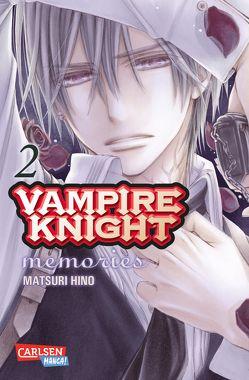 Vampire Knight – Memories 2 von Hino,  Matsuri, Steggewentz,  Luise