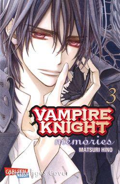 Vampire Knight – Memories 3 von Hino,  Matsuri, Steggewentz,  Luise