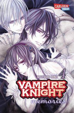 Vampire Knight – Memories 4 von Hino,  Matsuri, Steggewentz,  Luise