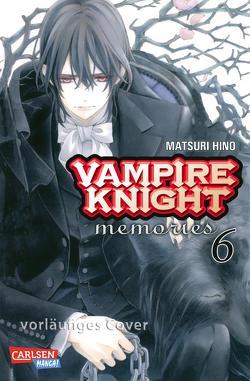 Vampire Knight – Memories 6 von Hino,  Matsuri, Steggewentz,  Luise