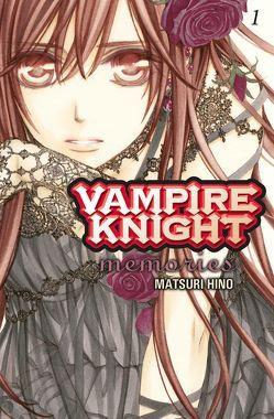 Vampire Knight – Memories 1 von Hino,  Matsuri, Steggewentz,  Luise