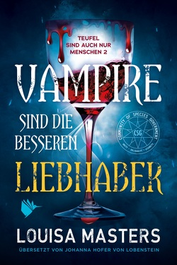 Vampire sind die besseren Liebhaber von Hofer von Lobenstein,  Johanna, Masters,  Louisa