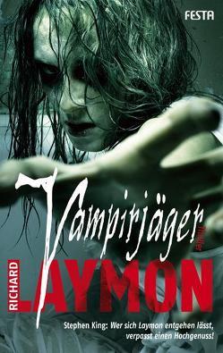 Vampirjäger von Laymon,  Richard