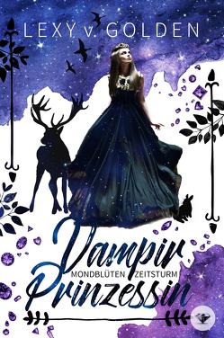 Vampirprinzessin von v. Golden,  Lexy