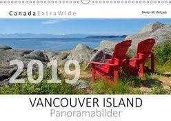 VANCOUVER ISLAND Panoramabilder (Wandkalender 2019 DIN A3 quer) von Wilczek,  Dieter-M.