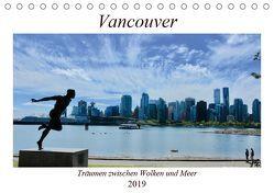 Vancouver – Träumen zwischen Wolken und Meer (Tischkalender 2019 DIN A5 quer) von Anders,  Holm