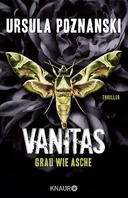 VANITAS – Grau wie Asche von Poznanski,  Ursula