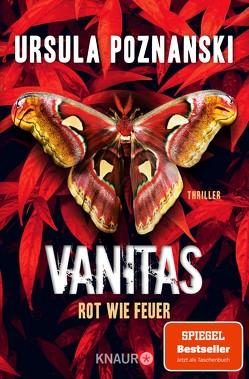 VANITAS – Rot wie Feuer von Poznanski,  Ursula