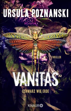 Vanitas – Schwarz wie Erde von Poznanski,  Ursula