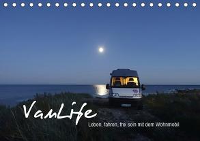 Vanlife – Leben, fahren, frei sein mit dem Wohnmobil (Tischkalender 2020 DIN A5 quer) von Flachmann,  Susanne