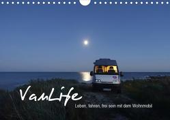 Vanlife – Leben, fahren, frei sein mit dem Wohnmobil (Wandkalender 2020 DIN A4 quer) von Flachmann,  Susanne