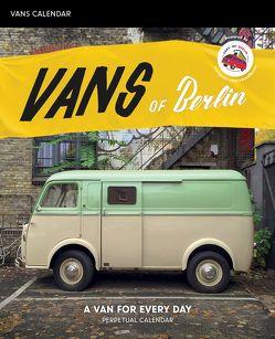 Vans of Berlin von Seltmann,  Oliver, Unger,  Linnart