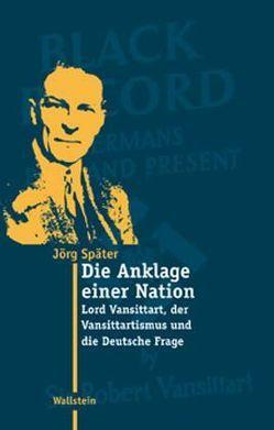 Vansittart von Später,  Jörg