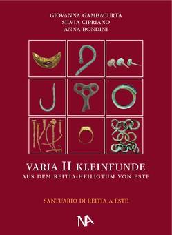 Varia II von Bondini,  Anna, Cipriano E,  Silvia, Dämmer,  Heinz-Werner, Gambacurta,  Giovanna