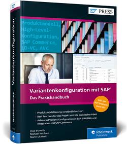 Variantenkonfiguration mit SAP von Blumöhr,  Uwe, Neuhaus,  Michael, Ukalovic,  Marin