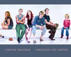 Variationen des Wartens, Christine Reinckens von Kimpel,  Harald, Reinckens,  Christine, Tylle,  H D