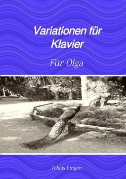 Variationen für Klavier von Lingen,  Tobias
