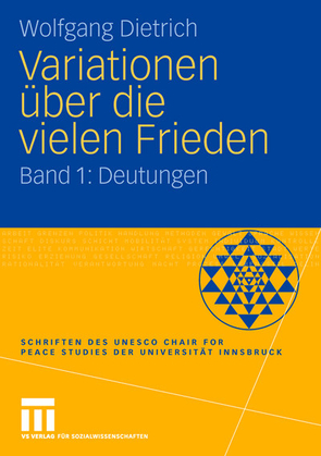 Variationen über die vielen Frieden von Dietrich,  Wolfgang