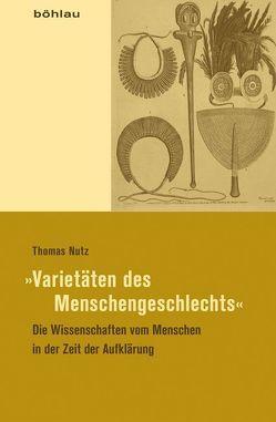 'Varietäten des Menschengeschlechts' von Nutz,  Thomas