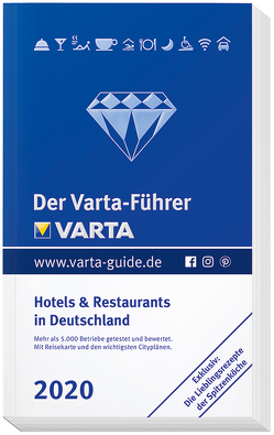 Der Varta-Führer 2020 – Hotels und Restaurants in Deutschland