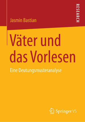 Väter und das Vorlesen von Bastian,  Jasmin