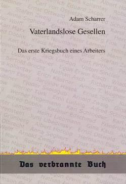 Vaterlandslose Gesellen von Rösler,  Reinhard, Scharrer,  Adam