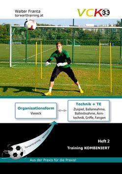 VCK 33 Training kombiniert; Heft 2 von Franta,  Walter