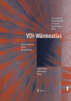 VDI-Wärmeatlas von VDI-Gesellschaft Verfahrenstechnik und Chemieingenieurwesen(GVC)