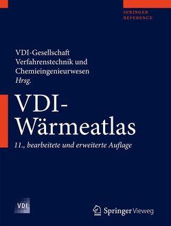 VDI-Wärmeatlas von VDI e.V.