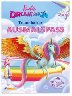 VE 5 Barbie Dreamtopia: Traumhafter Ausmalspaß