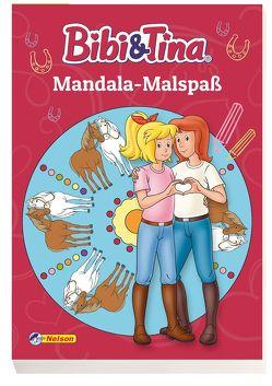 VE 5 Bibi und Tina: Mandala-Malspaß