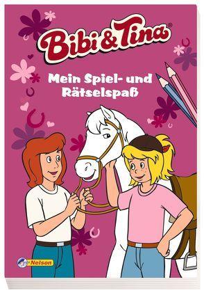 VE 5 Bibi und Tina: Mein Spiel- und Rätselspaß