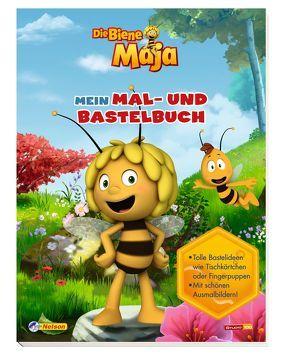 VE 5 Biene Maja: Mein Mal- und Bastelbuch