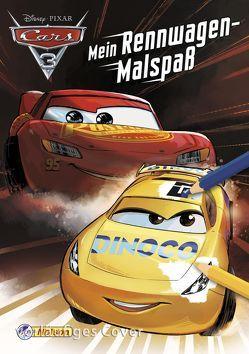 VE 5 Disney Cars 3: Mein Rennwagen-Malspaß