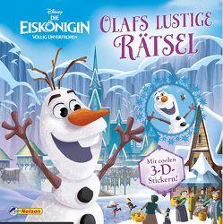 VE 5 Disney Die Eiskönigin: Olafs lustige Rätsel