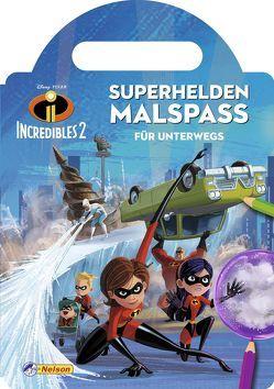 VE 5 Disney Die Unglaublichen 2: Superhelden-Malspaß für unterwegs