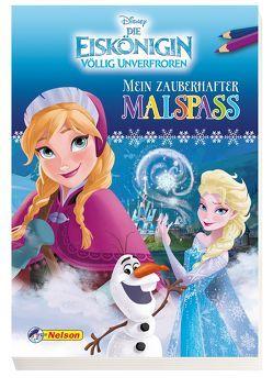 VE 5 Disney Eiskönigin: Mein zauberhafter Malspaß
