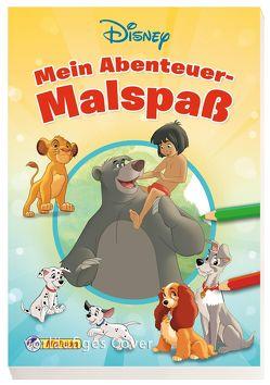 VE 5 Disney Klassiker: Mein Abenteuer-Malspaß