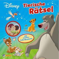 VE 5 Disney Klassiker: Tierische Rätsel