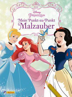 VE 5 Disney Prinzessin: Punkt-zu-Punkt Malzauber