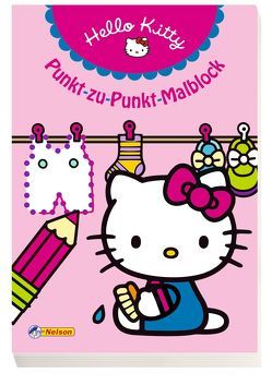 VE 5 Hello Kitty: Punkt-zu-Punkt-Malblock von Hello Kitty