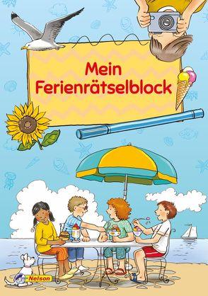 VE 5 Mein Ferienrätselblock