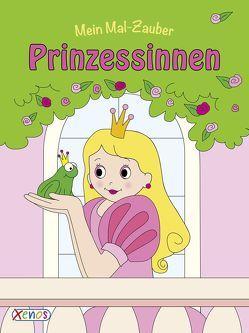 VE 5 Mein Mal-Zauber: Prinzessinnen von Ortega,  Christian