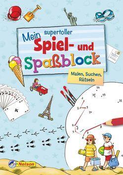 VE 5 Mein supertoller Spiel- und Spaßblock von Rahlff,  Ruth