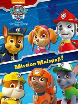 VE 5 PAW Patrol: Mission Malspaß!