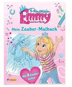 VE 5 Prinzessin Emmy: Mein Zauber-Malbuch
