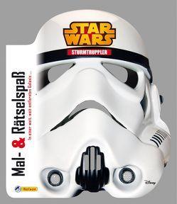 VE 5 Star Wars: Mal- und Rätselspaß Sturmtruppler