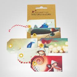 VE Geschenkanhänger (6 x je 6 Motive) von Docampo,  Valeria