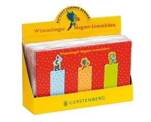 VE Wimmlinger Magnetlesezeichen 20 Ex. von Berner,  Rotraut Susanne
